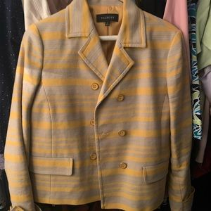 Talbots blazer like new size 6
